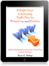8 Simple Steps to Increasing Traffic Flow for Women's or Men's Websites