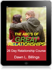 The ABCs of Great Relationships 26 Relationship Course