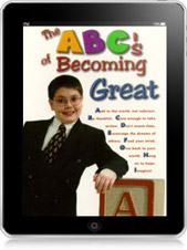The ABC´s of Becoming Great