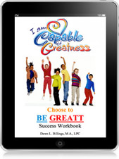 Choose to BE GREAT workbook