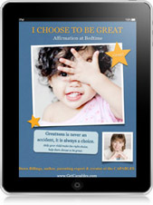 I Choose to Be Great: Affirmation at Bedtime