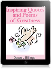 Inspiring Quotes and Poems of Greatness