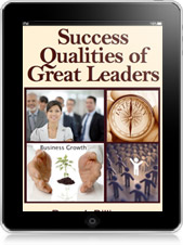 Success Qualities of Great Leaders