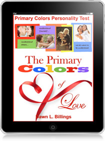 Dawn Billings books - The Primary Colors of Love