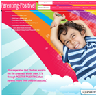 More about parentingpositive